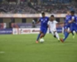 super cup 2018: late goal from everton santos helps mumbai city overcome a resolute indian arrows