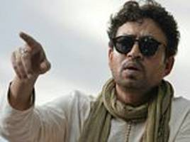 Bollywood star Irrfan Khan reveals he has a rare tumour