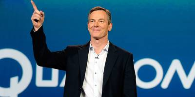 Qualcomm kicked its former-CEO off the board after he said he might try to buy the $89.7 billion company (QCOM)