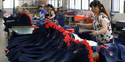 levi's is suing chinese companies for trademark infringement as trade war talk heats up