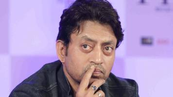 Irrfan Khan: Bollywood actor has rare tumour