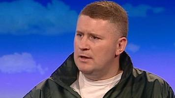 britain first leader paul golding attacked at hmp elmley