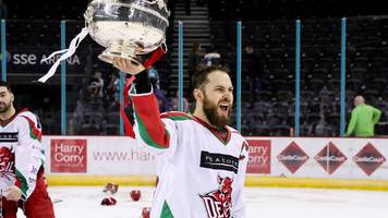 Elite League Ice Hockey: Belfast Giants 2-3 Cardiff Devils