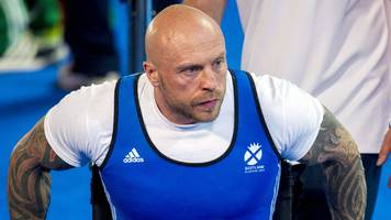 gold coast 2018: i'll break my leg to win medal, says power-lifter micky yule