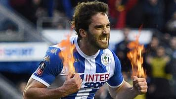 FA Cup Wigan v Southampton: Watch all seven of Will Grigg's FA Cup goals