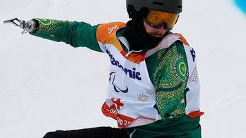Winter Paralympics: Sean Pollard - Australian who became a Paralympic snowboarder after shark attack