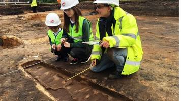 funeral for plague victims found under edinburgh school grounds
