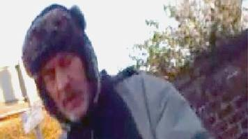 cctv appeal to trace blairgowrie robbery bid suspect