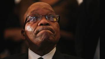 South Africa Reinstates Corruption Charges Against Former President