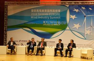 Taiwan-Europe Wind Industry Summit Focuses on  Supply Chain Building & Green Talent Training