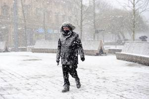 'threat to life' as met office ramps up weather warning for snow and ice in hull