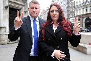 britain first leader paul golding has nose 'broken' in first week in jail