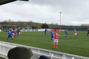bristol city u23s 0-1 ipswich town u23s: red card for otherwise outstanding alhaji sesay - match report