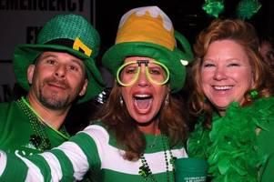 st patrick's day stage events cancelled in nottingham after weather warning