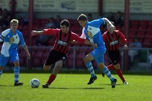 Former Bristol Rovers defender returns to Gloucestershire club