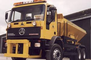 gritters on standby as snow expected in north lincolnshire this weekend