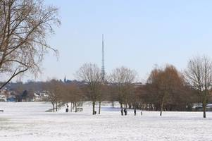 hour-by-hour croydon forecast: this is when it is forecast to snow where you live