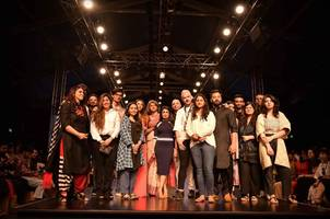 pearl academy celebrates 25 years of its legacy with 'influence' at aifw '18