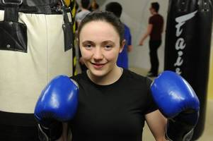 hamilton boxer vicky glover sets her sights on gold on the gold coast