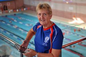 perth swim coach ann dickson all set for commonwealth games role