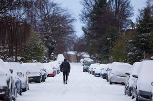 Weather warning issued as snow and ice predicted to batter Scotland for entire weekend