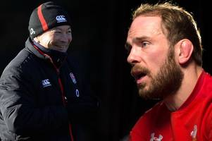 Alun Wyn Jones criticises England boss Eddie Jones over derogatory remark about Wales