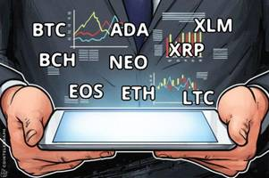 bitcoin, ethereum, bitcoin cash, ripple, stellar, litecoin, cardano, neo, eos: price analysis, march 16