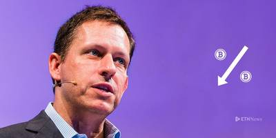 big-time bitcoin investor, peter thiel, skeptical about most other cryptocurrencies