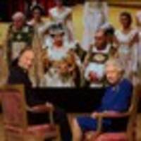 after 22 years of negotiation, queen stars in documentary about her coronation