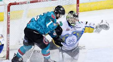 Elite League: Belfast Giants beaten at home by Fife Flyers
