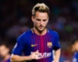 absence of 'best in the world' busquets makes rakitic key for barcelona