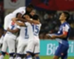 isl 2017-18 final: mailson alves strikes twice as chennaiyin fc clinch their second title