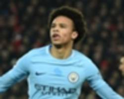 sane: man city can win the champions league under guardiola's guidance