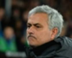 we are not heroes one day and villains the next – mourinho continues defence of sevilla exit