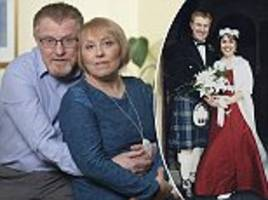 Breast cancer sufferer reveals difference in treatment with husband