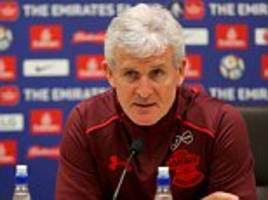 Mark Hughes promises to get to root of the problem at Southampton