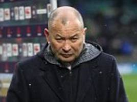 red rose flops are facing the axe, warns england boss eddie jones