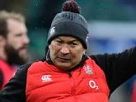 SIR CLIVE WOODWARD: England boss Eddie Jones has questions to answer