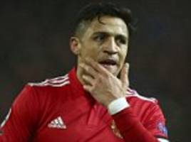 what has happened to alexis sanchez at manchester united?