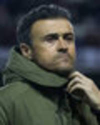 Champions League winner Luis Enrique stalls on Chelsea as he eyes Arsenal job - EXCLUSIVE