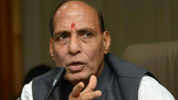 India wants good relations, but Pakistan doesn't want to improve: Rajnath Singh