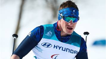 Winter Paralympics: Britain's Scott Meenagh 14th & James Whitley 10th in Pyeongchang