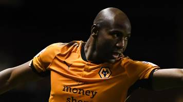 afobe double seals wolves win over burton