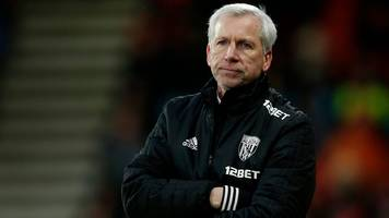 bournemouth 2-1 west brom: alan pardew 'heartbroken' by late defeat