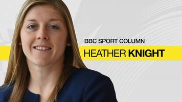 heather knight on what's next for women's cricket