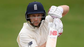 new zealand xi v england: joe root makes ton in final warm-up match
