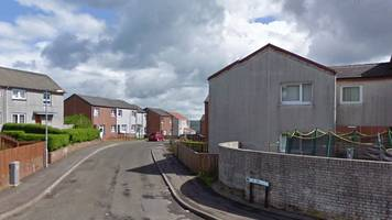 Man in hospital after stabbing in Port Glasgow house