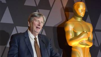 the academy is investigating its president for sexual harassment