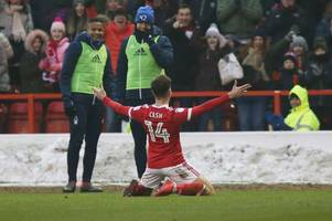 nottingham forest determined to give 'fantastic' travelling reds something to cheer as they look to make it seven unbeaten against sheffield united