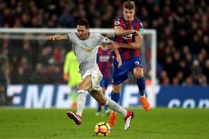 crystal palace boss reveals the reason why striker misses out against huddersfield town